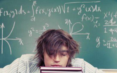 Rien ne sert d'étudier, il faut dormir à point, par Laurie Alet